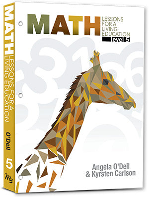 MATH: Lessons for a Living Education (Level 5)