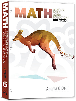 MATH: Lessons for a Living Education (Level 6)