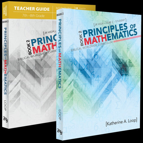 Principles of Mathematics Book 2 Set (For Grade 8)