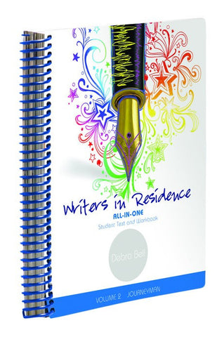 Writers in Residence Vol. 2 Set - Learning Plus PH