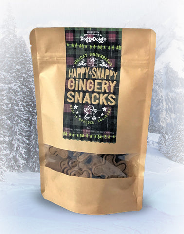 Gingersnap Snacks (8oz)
