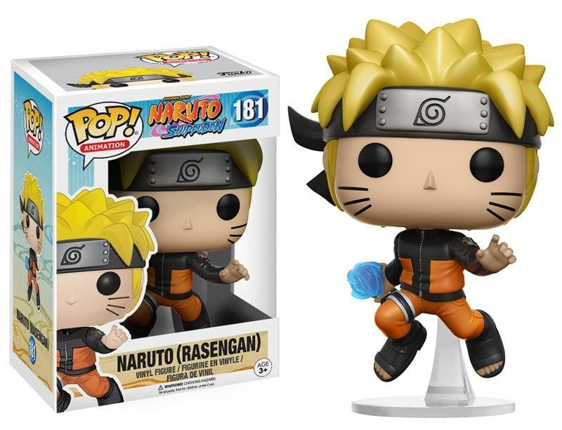 Animation: Naruto - Naruto (Rasengan) Pop! Vinyl Figure