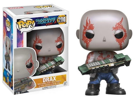 Marvel: Guardians of The Galaxy Vol.2 - Drax Pop! Vinyl Figure - More Toys Malaysia