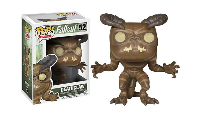 Games: Fallout - Deathclaw Pop! Vinyl Figure - More Toys Malaysia