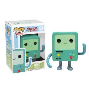 TV: Adventure Time - BMO Pop! Vinyl Figure - More Toys Malaysia