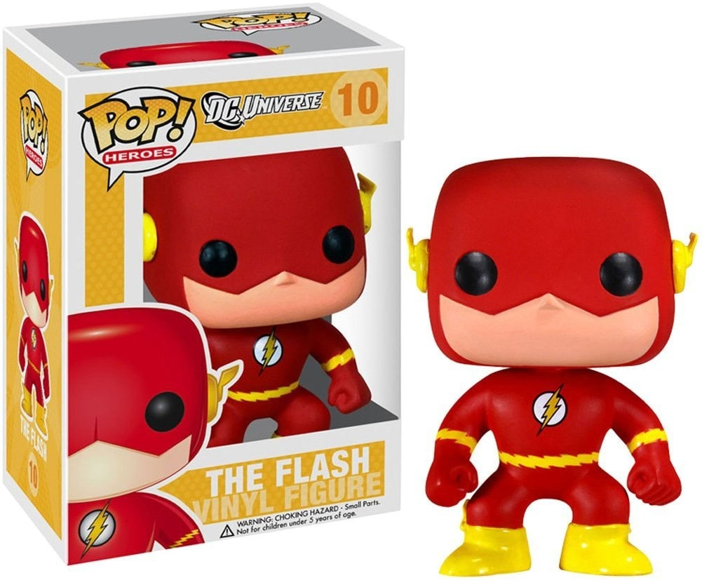 DC: The Flash Pop! Vinyl Figure - More Toys Malaysia