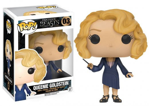 Fantastic Beasts And Where To Find Them - Queenie Goldstein Pop! Vinyl Figure - More Toys Malaysia