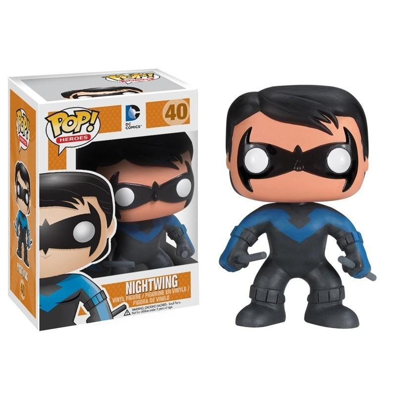 DC: Nightwing Pop! Vinyl Figure - More Toys Malaysia