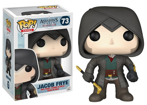 Assassin's Creed Syndicate - Jacob Frye Pop! Vinyl Figure - More Toys Malaysia