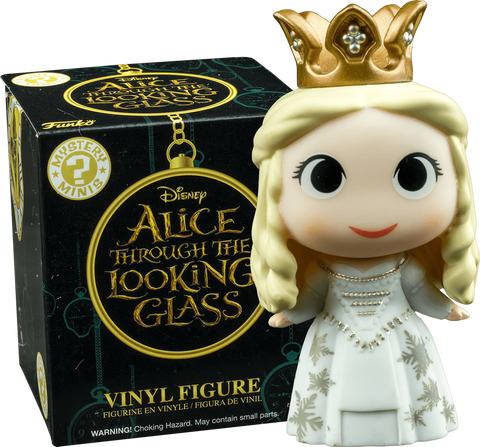Disney - Alice Through The Looking Glass Mystery Mini Blind Box (Single Box) - More Toys Malaysia