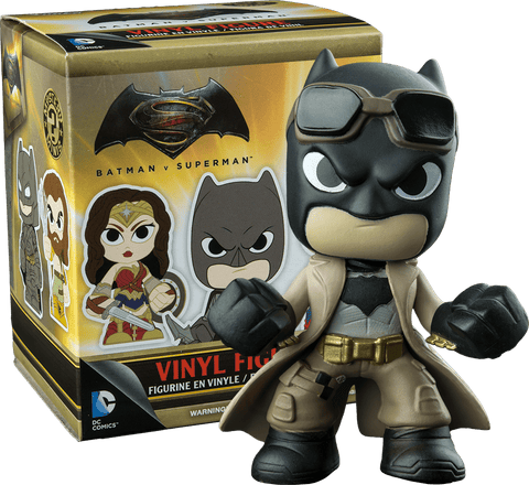 DC - Batman vs Superman Mystery Mini Blind Box (Single Box) - More Toys Malaysia