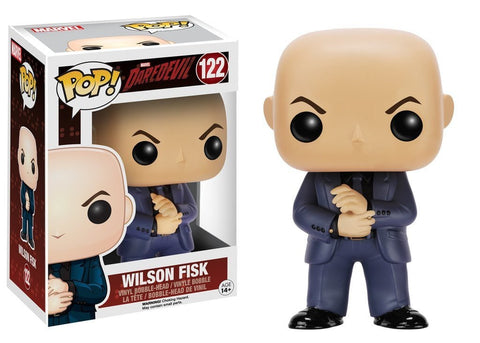Marvel: Daredevil TV - Wilson Fisk Pop! Vinyl Figure - More Toys Malaysia