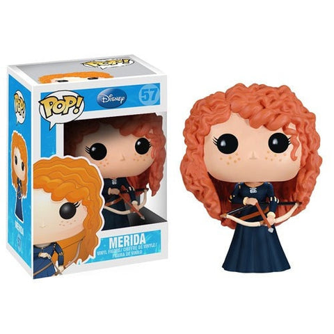 Disney Classic - Merida Pop! Vinyl Figure - More Toys Malaysia