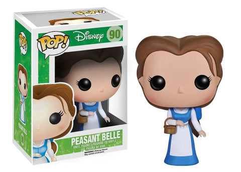Disney Classic :Beauty and the Beast - Peasant Belle Pop! Vinyl Figure - More Toys Malaysia