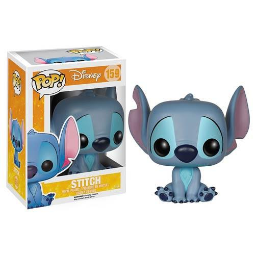 Disney: Lilo And Stitch - Stitch (Seated) Pop! Vinyl Figure - More Toys Malaysia