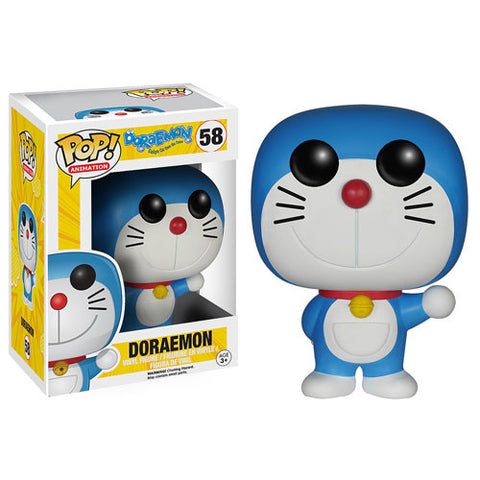 Animation: Doraemon - Doraemon Pop! Vinyl Figure - More Toys Malaysia