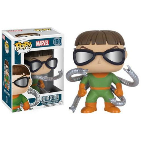 Marvel: Doctor Octopus Pop! Vinyl Figure - More Toys Malaysia