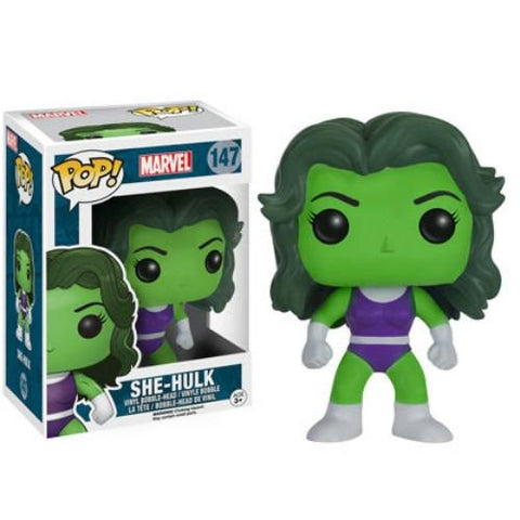Marvel: She-Hulk Pop! Vinyl Figure - More Toys Malaysia