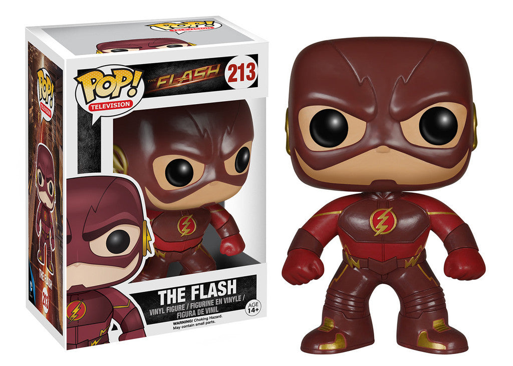 TV: The Flash - The Flash Pop! Vinyl Figure - More Toys Malaysia