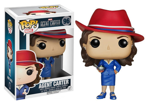 Marvel - Agent Carter Pop! Vinyl Figure - More Toys Malaysia