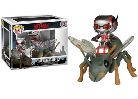 Marvel - Ant-Man And Ant-Thony Pop! Ride Vinyl - More Toys Malaysia