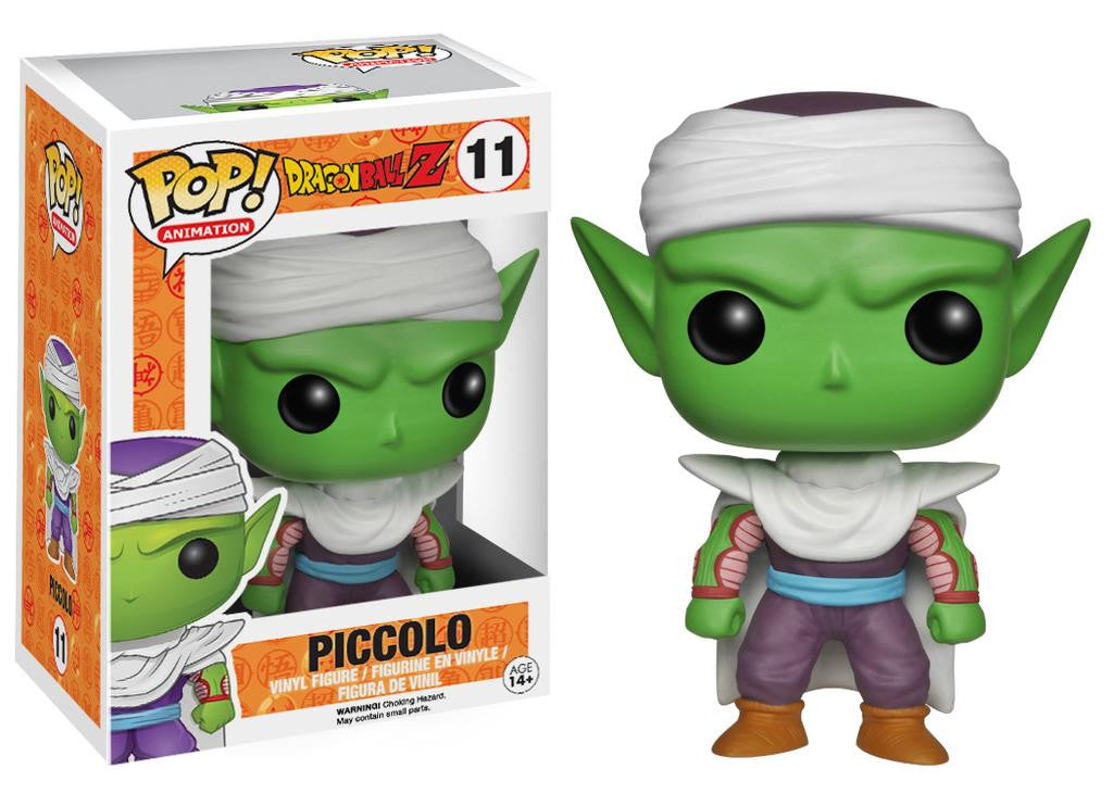 Animation: Dragonball Z - Piccolo Pop! Vinyl Figure - More Toys Malaysia