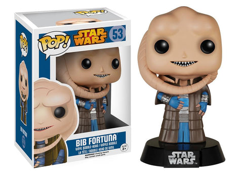 Star Wars - Bib Fortuna Pop! Vinyl Figure - More Toys Malaysia