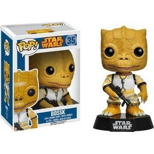 Star Wars - Bossk Pop! Vinyl Figure - More Toys Malaysia