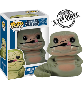 Star Wars - Jabba The Hutt Pop! Vinyl Figure - More Toys Malaysia