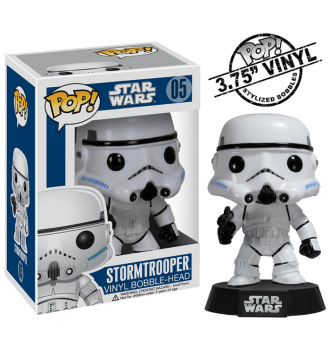 Star Wars - Stormtrooper Pop! Vinyl Figure - More Toys Malaysia