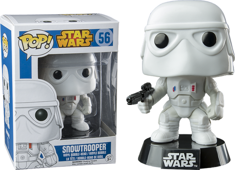 Star Wars - Snowtrooper Pop! Vinyl Figure - More Toys Malaysia
