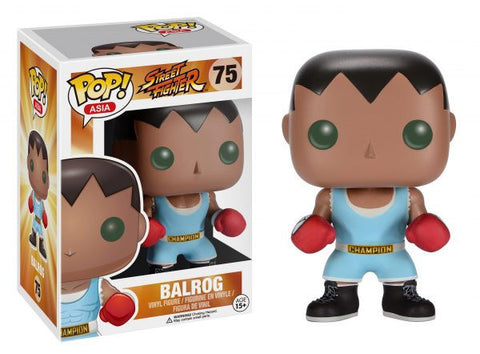Asia: Street Fighter - Balrog Pop! Vinyl Figure - More Toys Malaysia