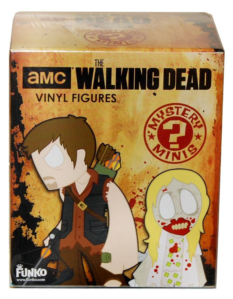 The Walking Dead Series 1 Mystery Mini Blind Box (Single Box) - More Toys Malaysia