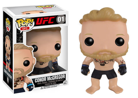 UFC: Conor McGregor Pop! Vinyl Figure - More Toys Malaysia