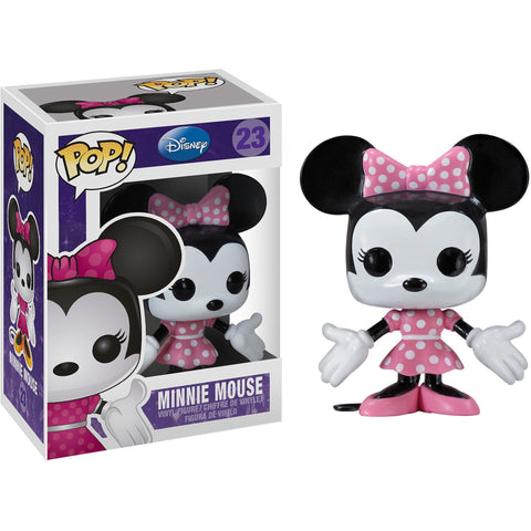 Disney - Minnie Mouse Pop! Vinyl Figure - More Toys Malaysia