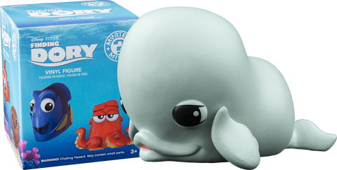 Disney - Finding Dory Mystery Mini Blind Box (Single Box) - More Toys Malaysia