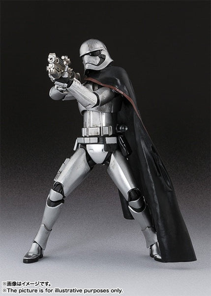 S.H.Figuarts Star Wars - Captain Phasma (SHF) - More Toys Malaysia
