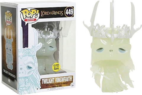 Movies: Lord of The Rings - Twilight Ringwraith Glows in The Dark Pop! Vinyl Figure