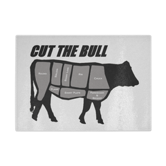 Cut the Bull - Chef Cutting Board