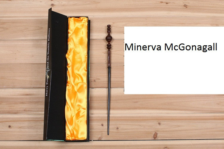Cosplay - Harry Potter - Minerva McGonagall's Wand - Favorite Memorabilia
