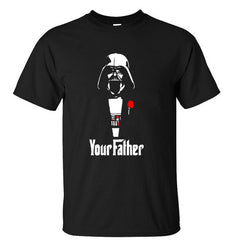 - Star Wars Yoda/Darth Vader Variety Shirts!! - Favorite Memorabilia