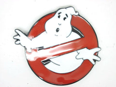 - Ghostbuster Belt Buckle - Favorite Memorabilia