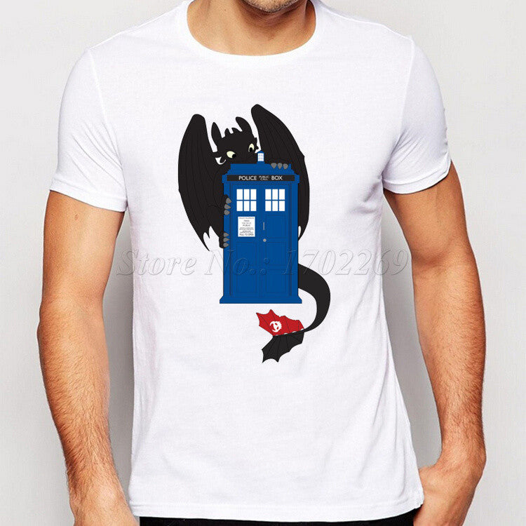 Shirts - Doctor Who Unique Designer Shirts - Multiple Varieties! - Favorite Memorabilia