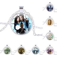 - Doctor Who Designer Necklaces - Multiple Varieties!! - Favorite Memorabilia