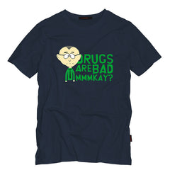 "Shirts - South Park - Mr. Mackey - ""MMMKAY Drugs Are Bad"" TShirt - Favorite Memorabilia"