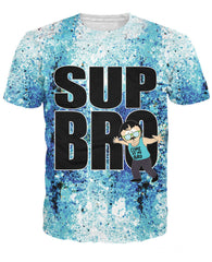 "Shirts - South Park - Randy - ""Sup Bro"" T-Shirt - Favorite Memorabilia"