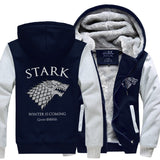 - Game of Thrones - Stark, Winter is Coming - Designer Sweatshirts - Favorite Memorabilia