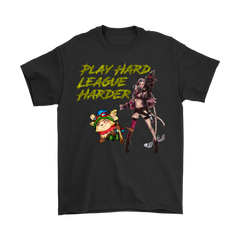 T-shirt - League of Legends Teemo and Jinx T-Shirt - Favorite Memorabilia