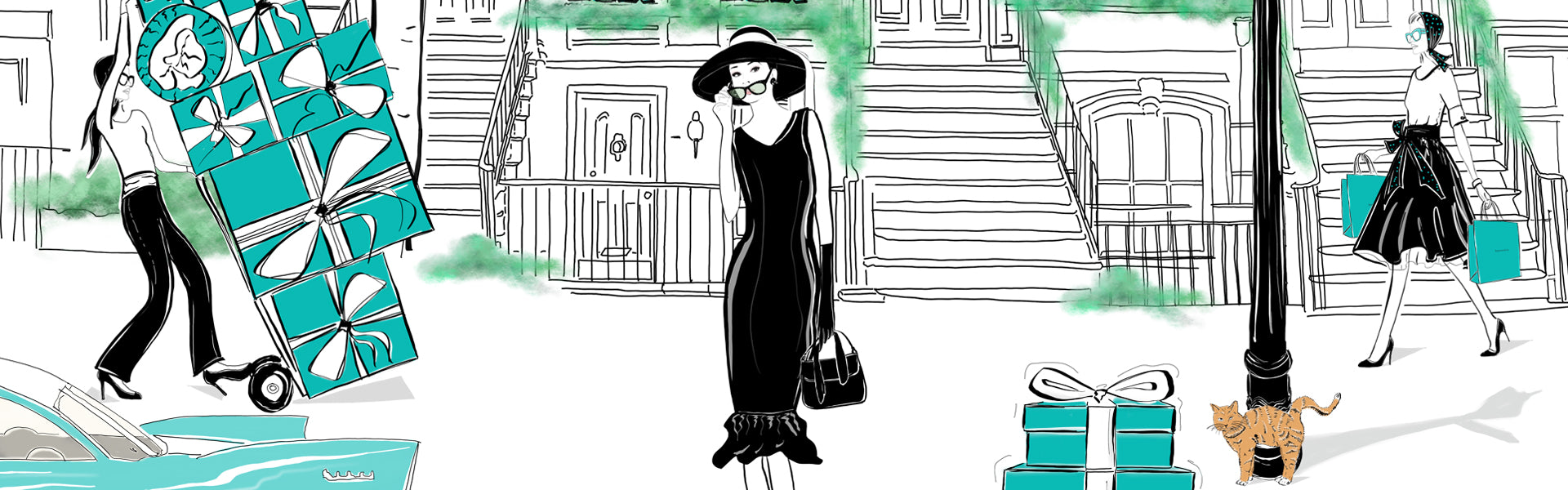 Breakfast at Tiffany's Collection