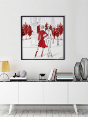 Giambattista Valli Paris - Illustration - Limited Edition Print - Tiffany La Belle